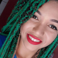 Paula Branco, 23, Itajai, Brazil