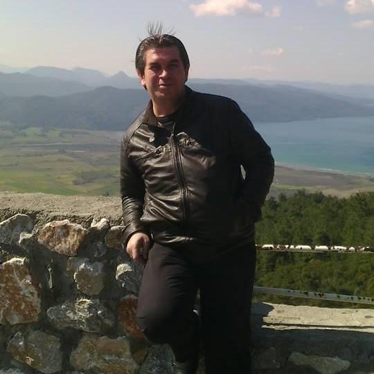 Sezai Sargin, 52, Izmir, Turkey