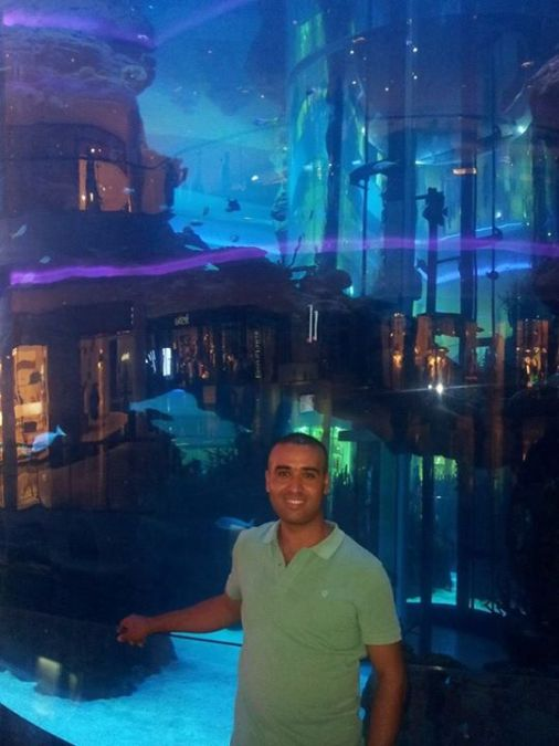 Simo Zoom, 33, Almeria, Spain