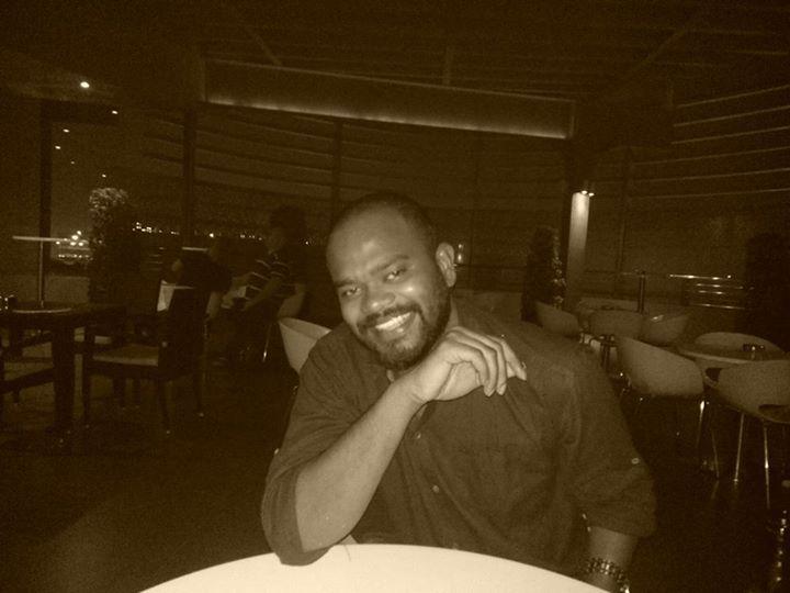Goli Rao, 33, Dubai, United Arab Emirates