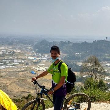 Aashish Giri, 22, Kathmandu, Nepal