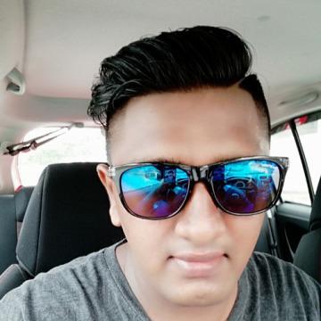 Vijay, 21, Kuala Lumpur, Malaysia