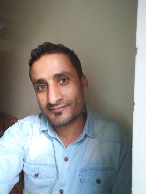 Ali, 30, Sana'a, Yemen