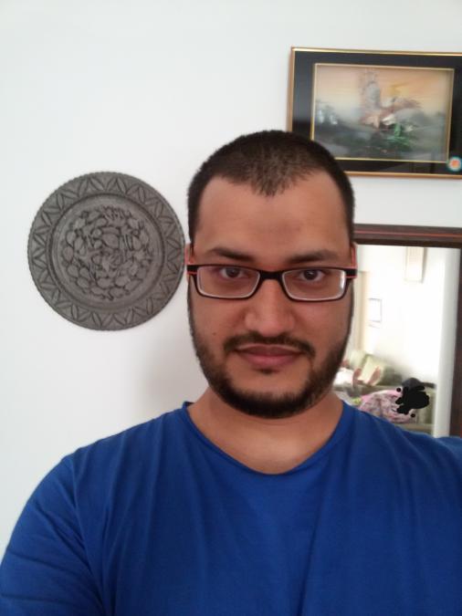 Taha, 31, Sharjah, United Arab Emirates
