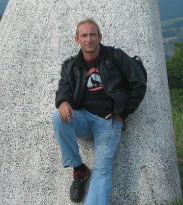 Sasa Bitevic, 46, Belgrade, Serbia