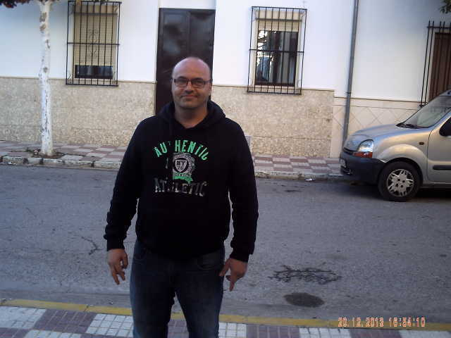 juan angel angel, 47, Pedrera, Spain