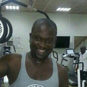 Cosmos, 39, Accra, Ghana