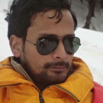 Anshuman Godiyal, 38, New Delhi, India