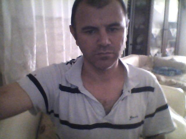 Fatih Cicek, 43, Istanbul, Turkey