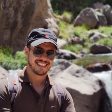 Hamza, 31, Casablanca, Morocco