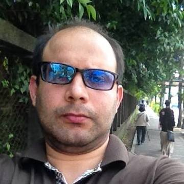Abbas Alshehabi, 40, Kyoto, Japan
