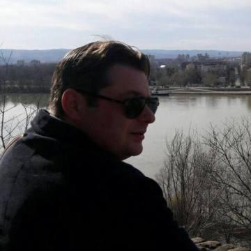 Bojan Gajic, 38, Belgrade, Serbia