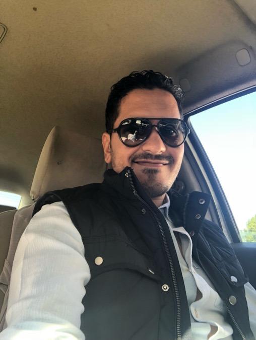 Ahmed Mostafa, 34, Cairo, Egypt