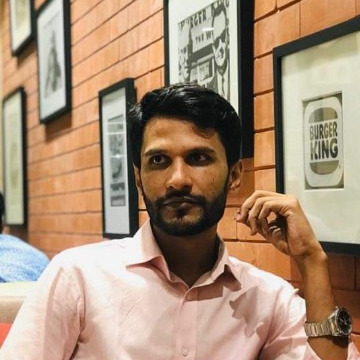 Galib Pathan, 33, Dhaka, Bangladesh