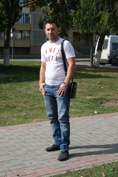 юра, 42, Minsk, Belarus