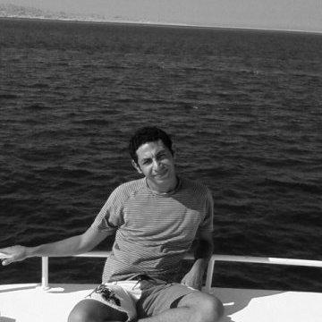 Ahmed Nagati, 39, Hurghada, Egypt