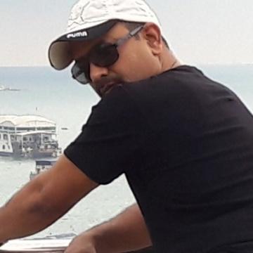 Nafees Ahmed, 44, New Delhi, India