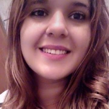 Rhaissa Rassvetov, 22, Sao Paulo, Brazil