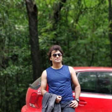Dilip Israni, 29, Bangalore, India