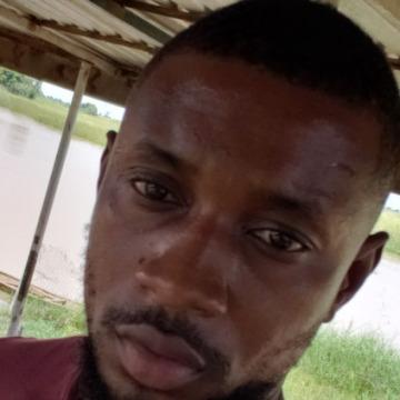 Akande Samson Eyitoyosi, 27, Abuja, Nigeria