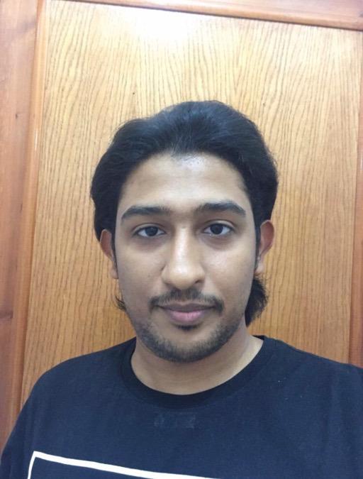 Faisal, 30, Jeddah, Saudi Arabia