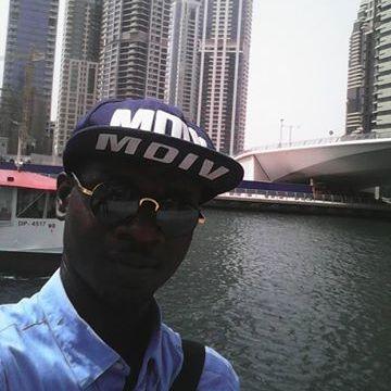ola p bakey, 40, Dubai, United Arab Emirates