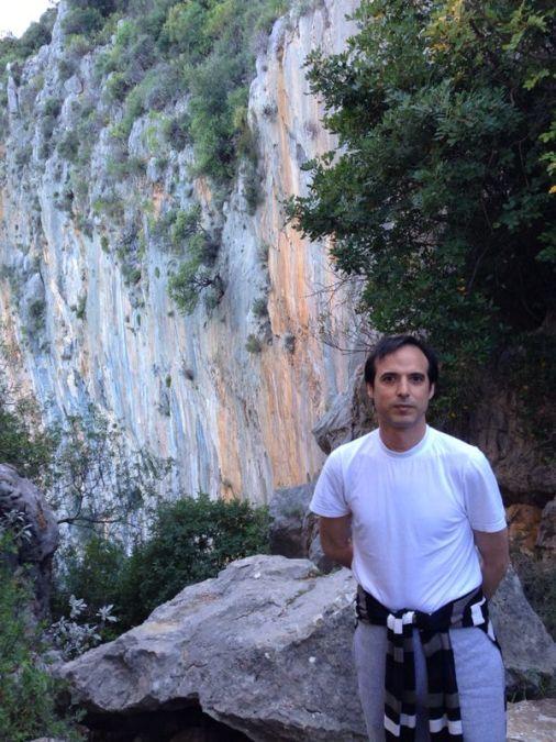 Kenan Bileydi, 48, Antalya, Turkey