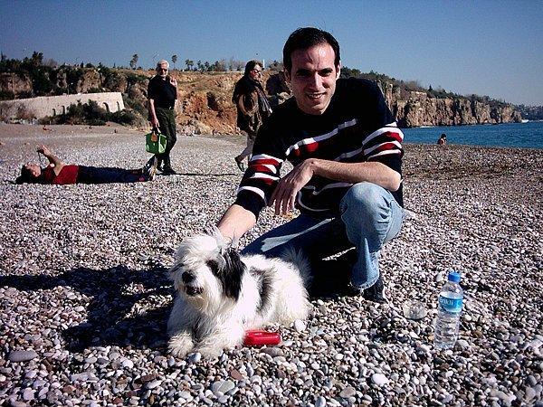 Kenan Bileydi, 49, Antalya, Turkey