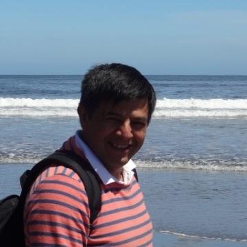 Jorge, 47, Santiago, Chile