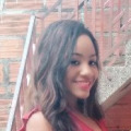 Eyly Caticsa Hinestroza, 23, Medellin, Colombia