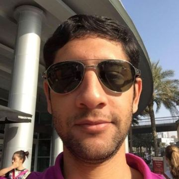mohammed, 34, Jeddah, Saudi Arabia