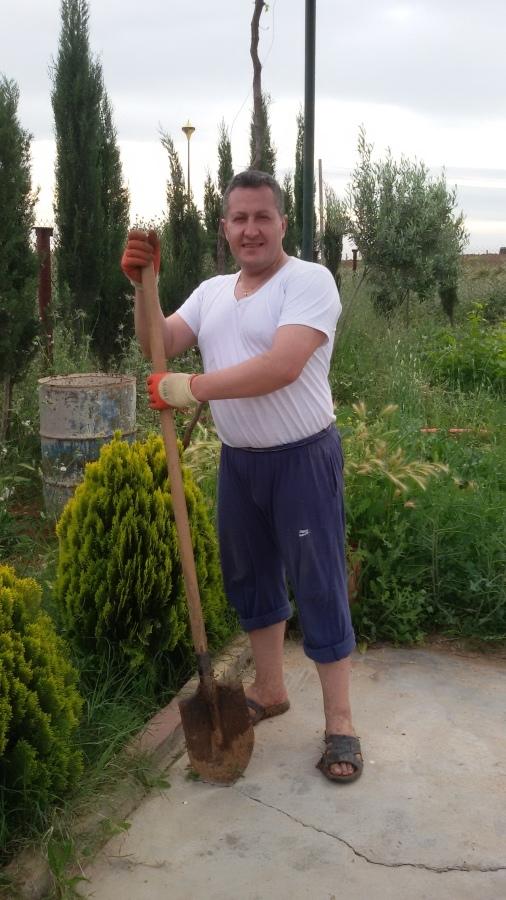 Tony Damerji, 52, Istanbul, Turkey