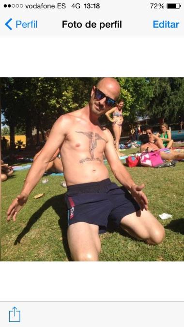 Alberto Ayala Alloza, 39, Jaen, Spain