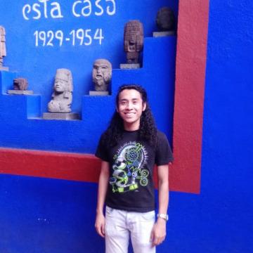 Felipe Us, 23, Merida, Mexico