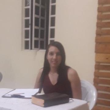 Edna bernardo de oliveira, 24, Fortaleza, Brazil