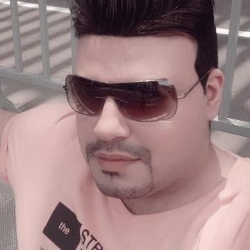 Mohamed Abdelaziz, 35, Cairo, Egypt