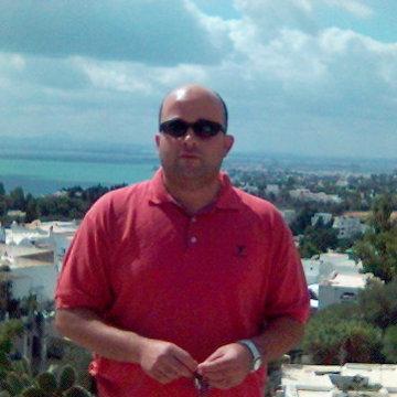 marwan, 46, Tunis, Tunisia