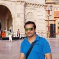 Deepak Chaudhary, 32, New Delhi, India