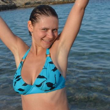 Ирина Голобородько, 35,