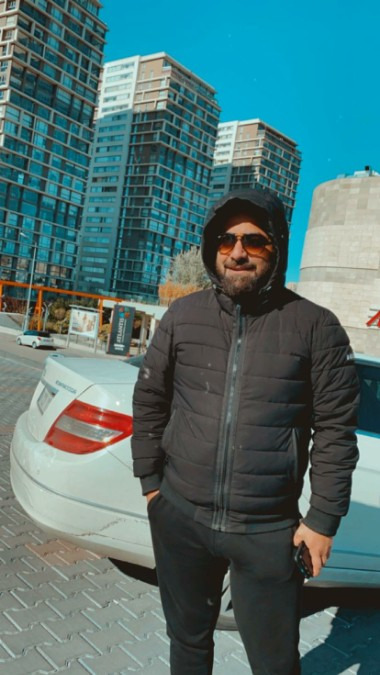 Kemal, 34, Kiev, Ukraine
