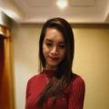 Andrea Cruz Evidor, 25, Pasig, Philippines