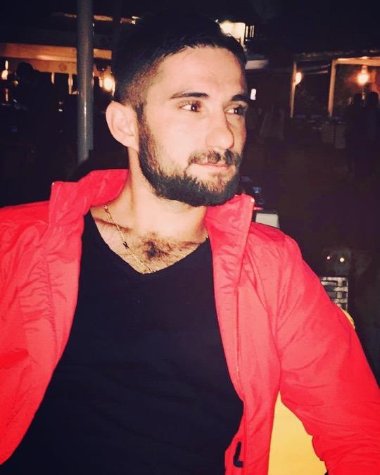 Gökhan Sür, 34, Istanbul, Turkey