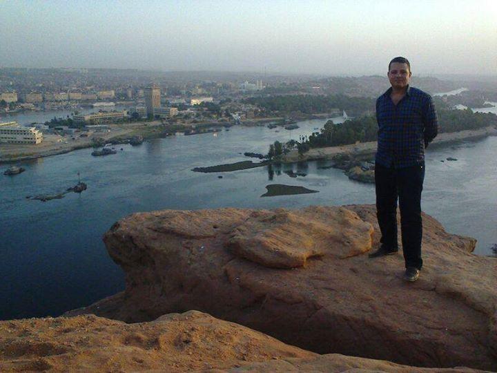 Ahmed Gamal, 30, Cairo, Egypt