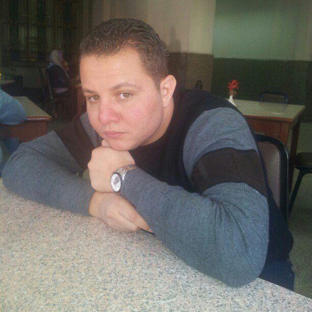 Ahmed Gamal, 29, Cairo, Egypt