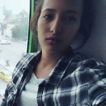 Roua Dridi, 25, Tunis, Tunisia