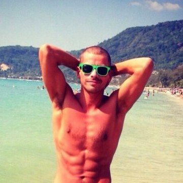 Alexey Vostrykh, 32, Moscow, Russian Federation