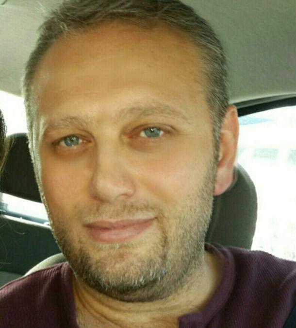 özcan Temiz, 45, Istanbul, Turkey
