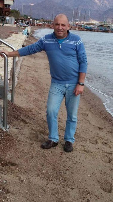 Itzik Silver, 51, Ashdod, Israel