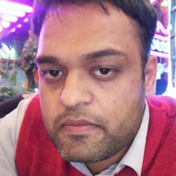 Navdeep, 35, New Delhi, India