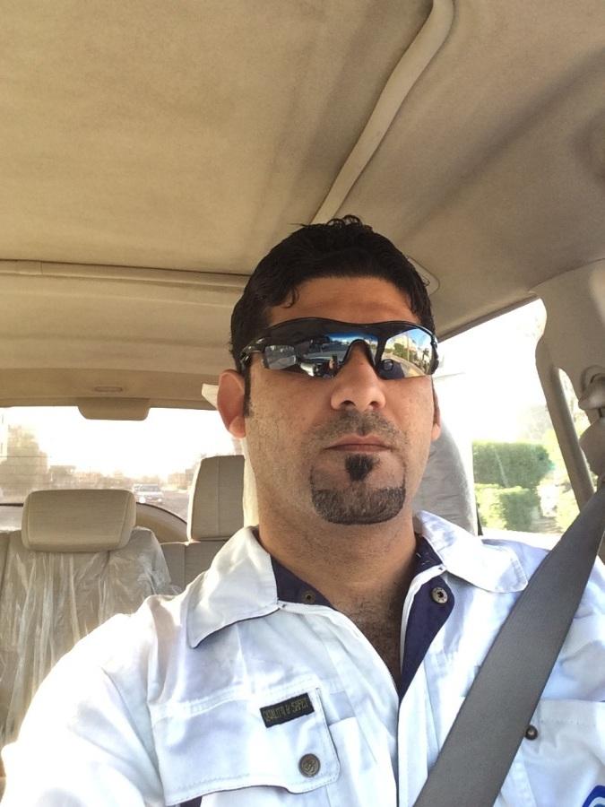 Daniel, 38, Baghdad, Iraq